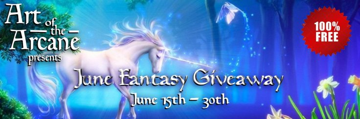June Fantasy Giveaway