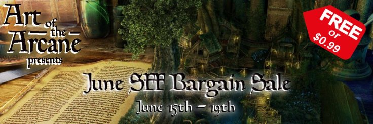 June SFF Bargains