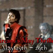 May Thriller 5-day Giveaway